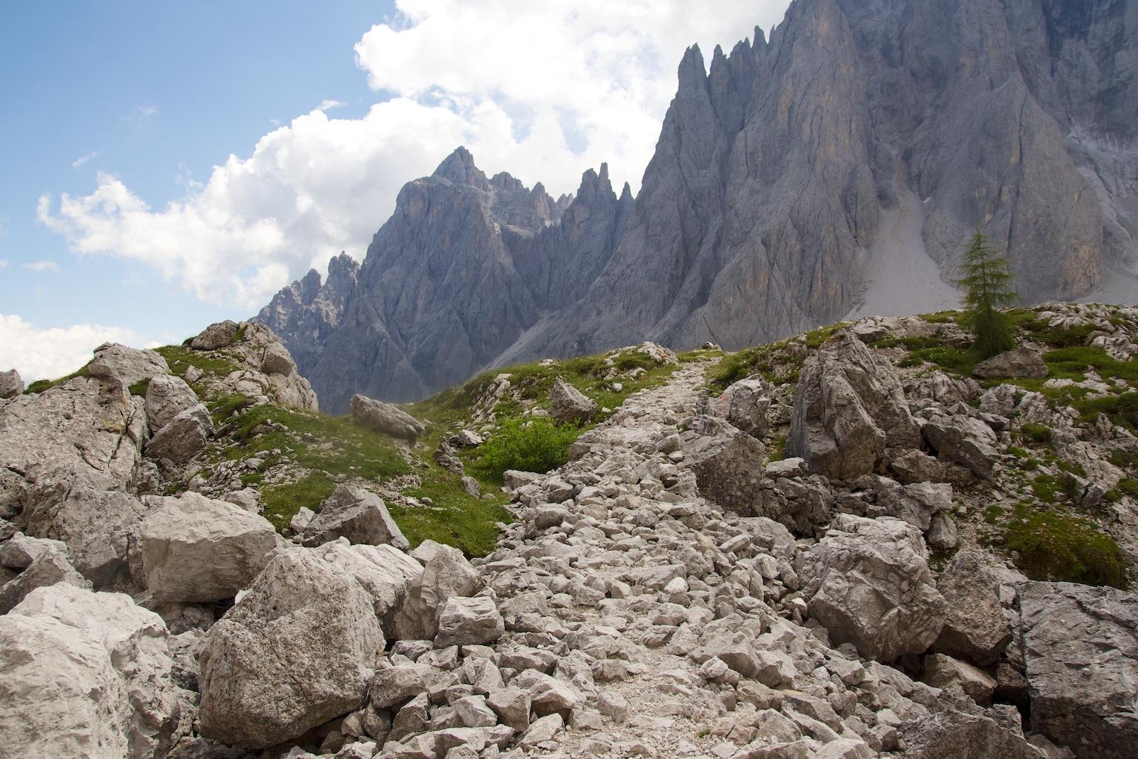 Roghel-Gabriella-Alpinisteig - 409