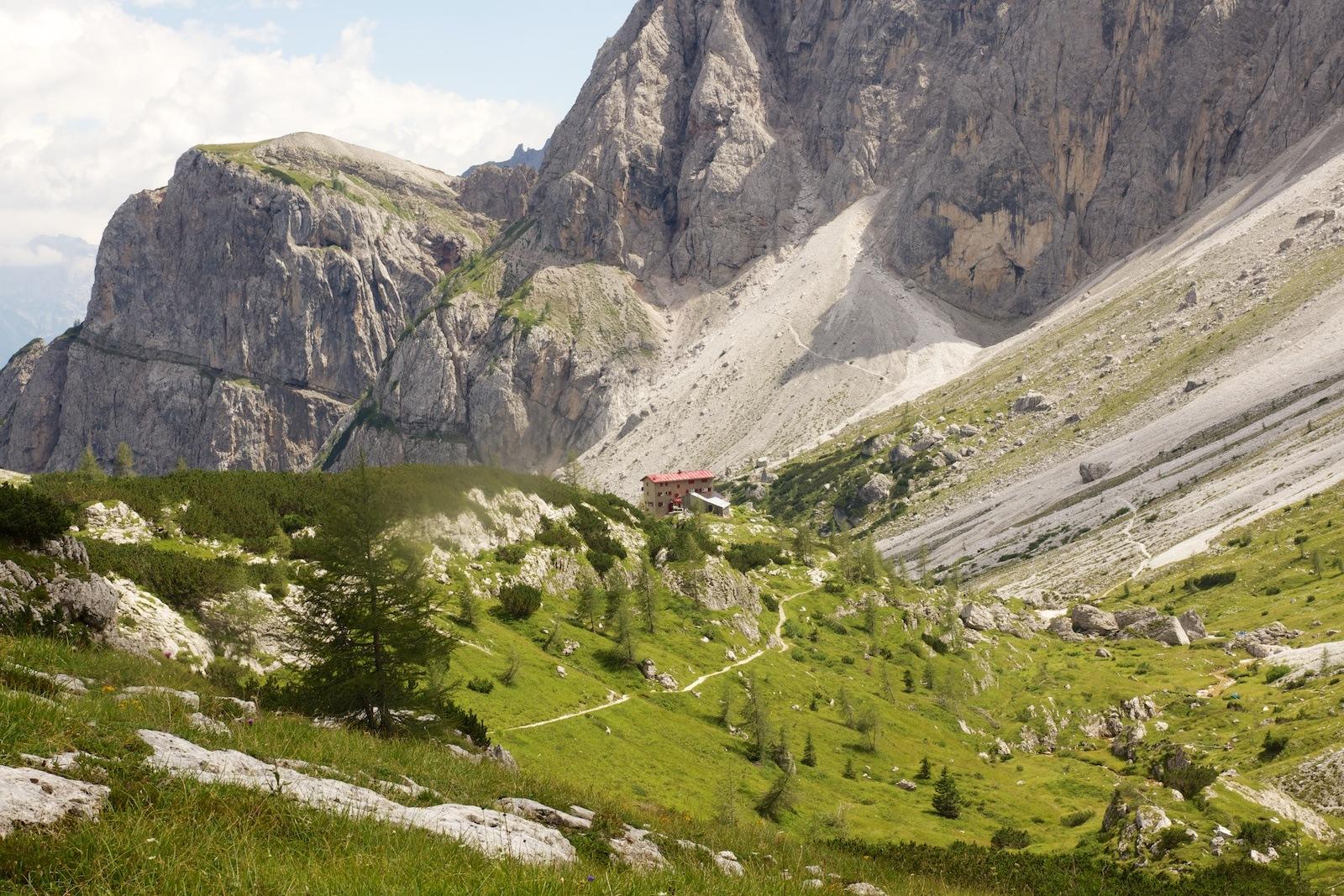 Roghel-Gabriella-Alpinisteig - 413