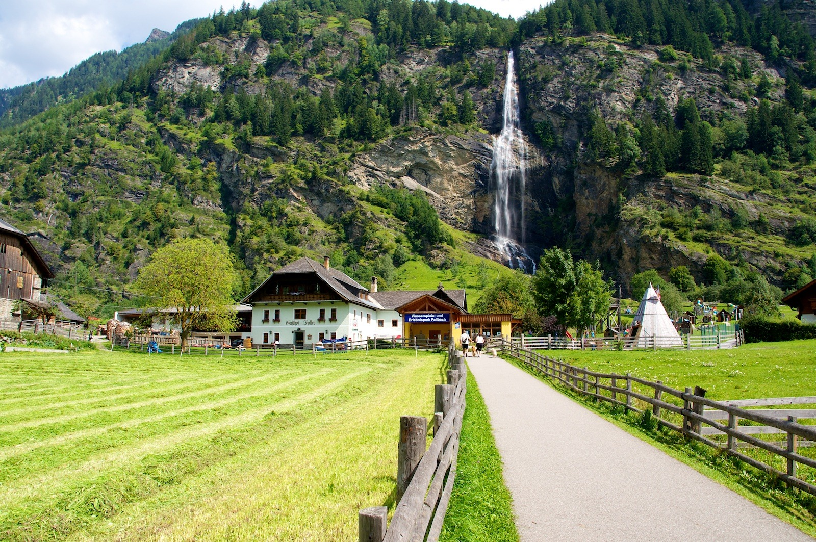Fallbach Klettersteig - 005