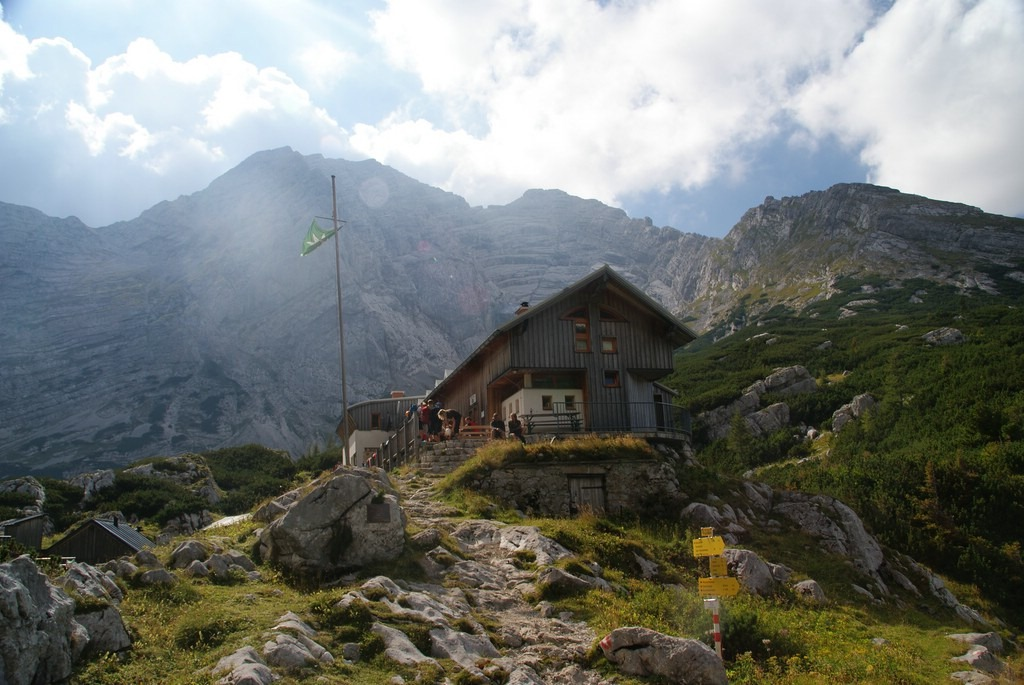 Hochtor (2.369m) über Roßschweif (III)