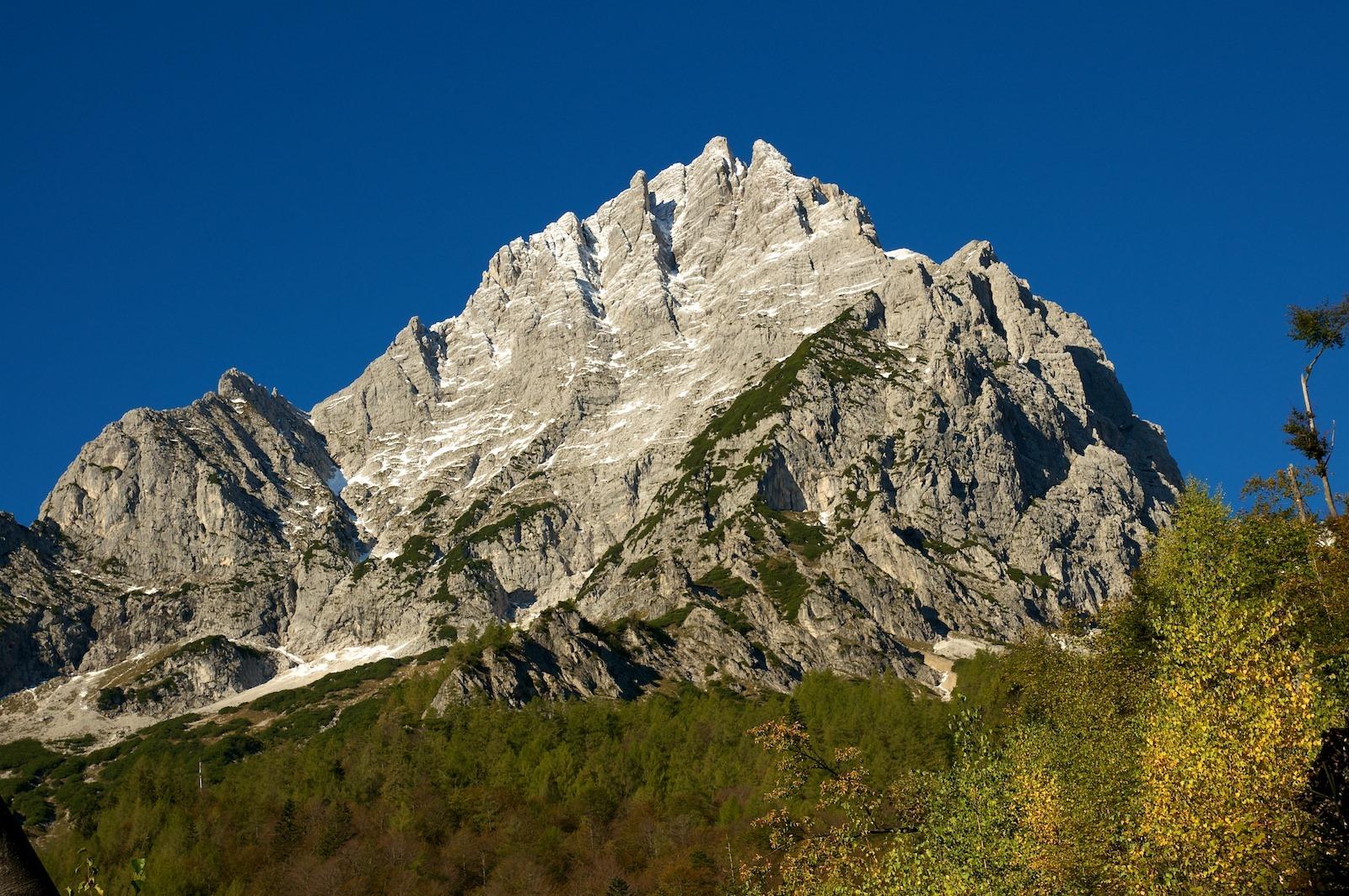 Spitzmauer und Priel 15.10.2011 - 036