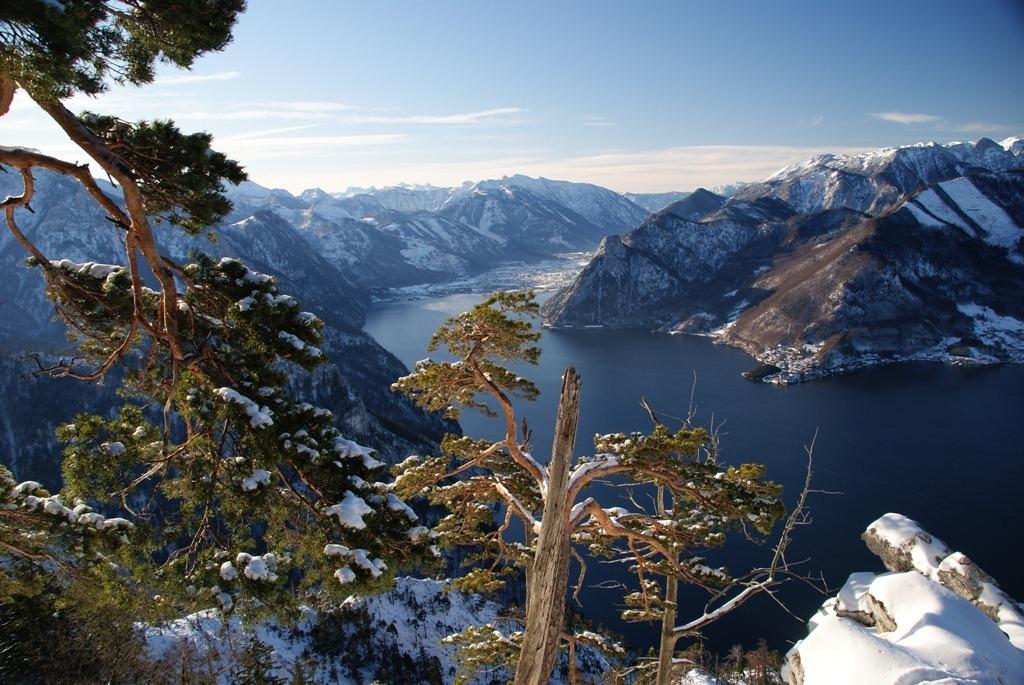 Traunstein (1.691m), Winterbegehung