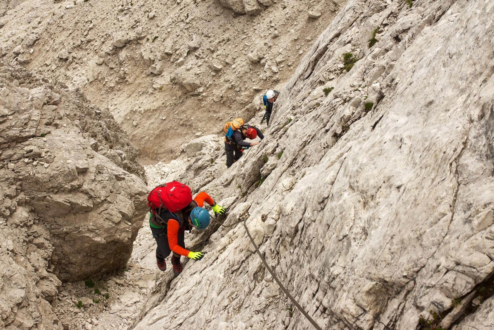 Roghel-Gabriella-Alpinisteig - 077