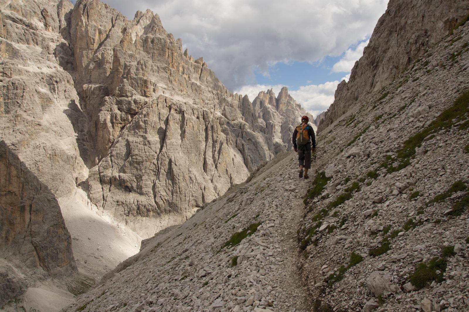 Roghel-Gabriella-Alpinisteig - 163