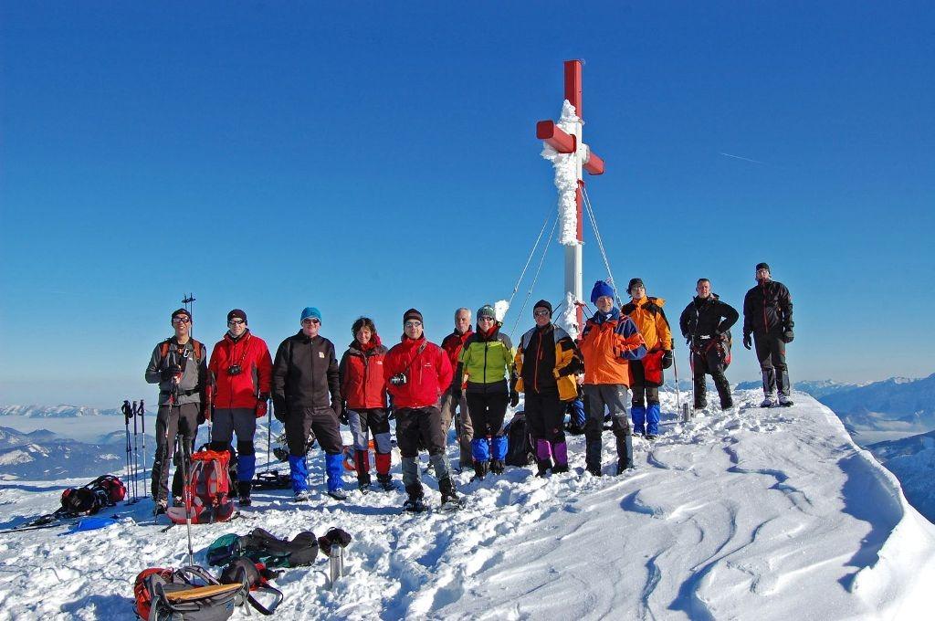 Warscheneck über Zellerhütte (2.388m)