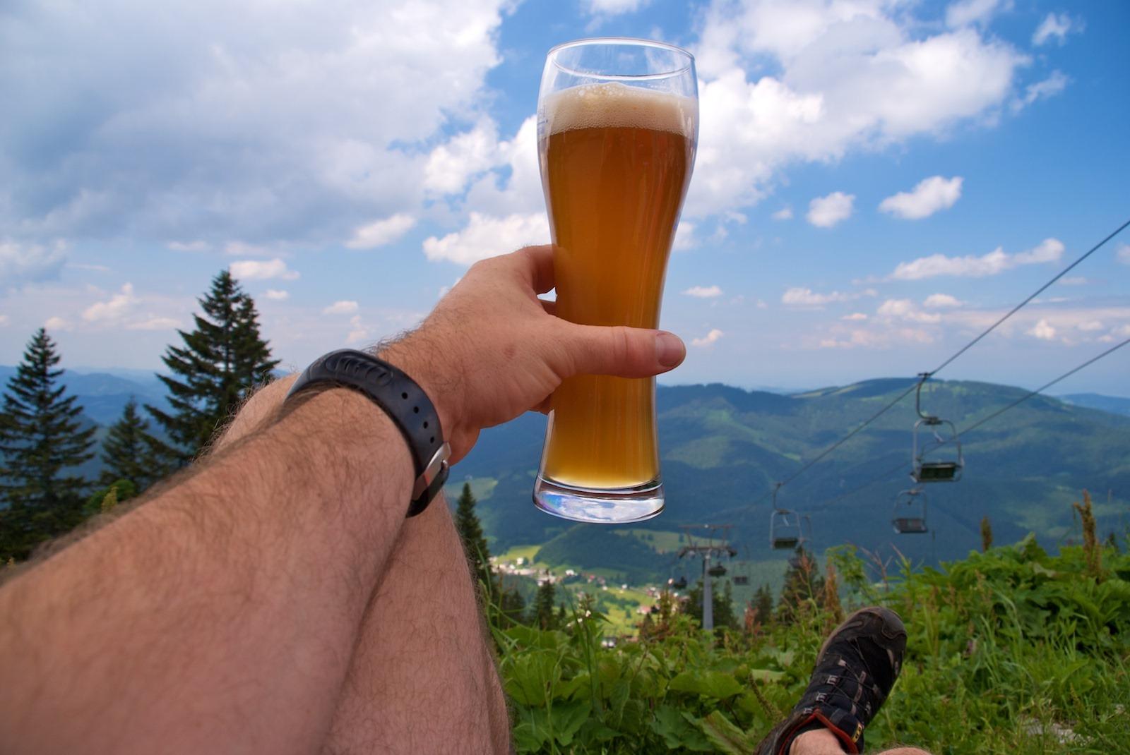 Ötscher via Rauher Kamm (1.893m)